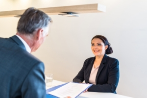 Boost your credibility at a job interview