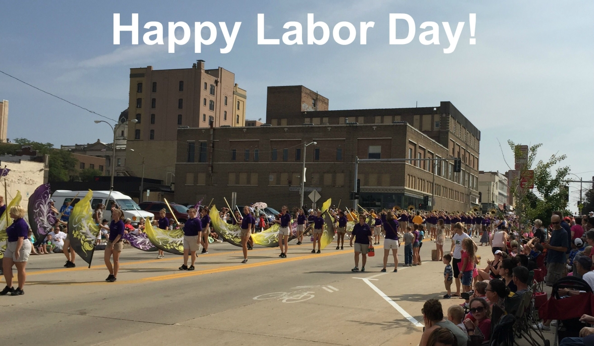 Labor Day Bloomington/Normal