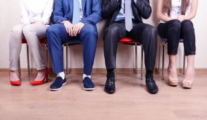 Finding a job in an employers' market