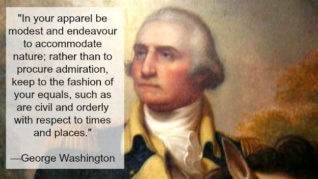 washington quote